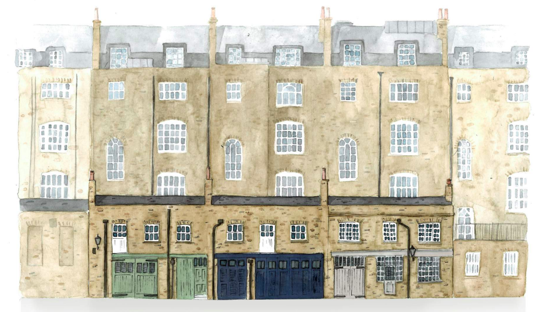 Site 1 142 146 Harley Street And 32 34 Park Crescent Mews West
