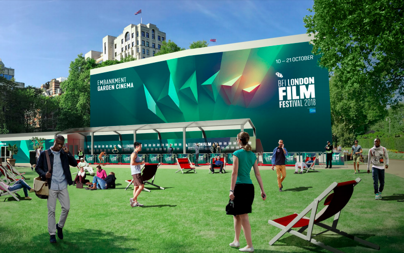 buy popular fc568 ea0b4 Victoria Embankment Gardens, Villiers Street – London Planning News